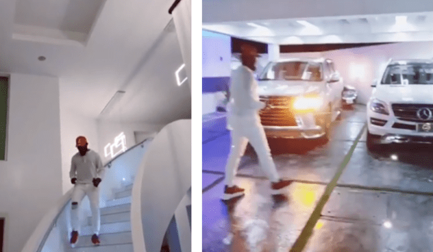 Jaywon Reacts As Comedian AY Makun Flaunts His Mansion And Fleet Of Cars On IG