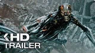 TERMINATOR 6: Dark Fate Trailer 2 Starring Arnold Schwarzenegger