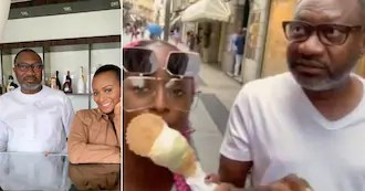 Getting tired of my daughter – Femi Otedola says on IG(see video)