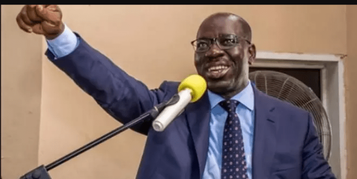 Why I Didn't Sack Teachers -Obaseki
