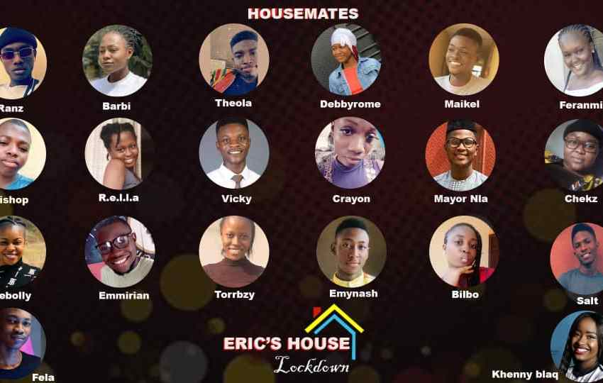 [Eric House]How Our viewer's voted at the Second phase of Eviction [See Photo]