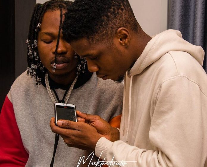 "Naira Marley Signs New Artiste ""Emo Grae"" To His Record Label (Photos)"
