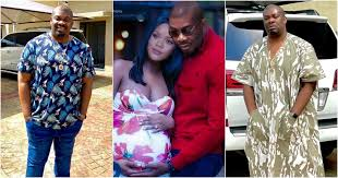 Don Jazzy Shares HIlarious photoshopped pregnancy photo with Rihanna[see Photo]