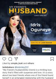 Bobrisky set to Feature in Nollywood Movie(see poster)