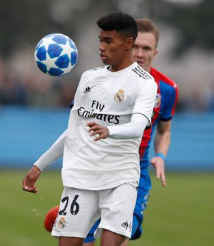 20 year old Marvin Olawale Akinlabi becomes 1st  Nigerian descent to play for Real Madrid