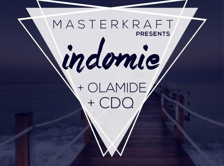 """DOWNLOAD:Masterkraft x Olamide x CDQ – """"Indomie"""""""