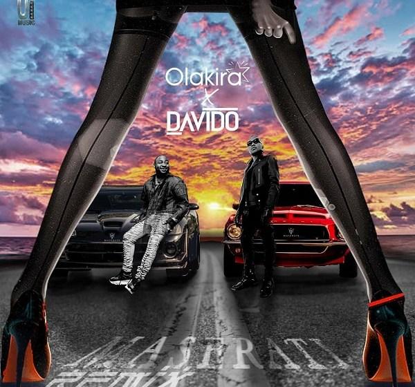 DOWNLOAD MP3 :Olakira Ft Davido -In my Maserati Remix