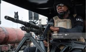 What you Need to Know about the new Nigerian SWAT Police.