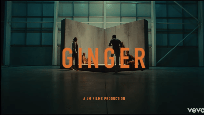 "[Video] WizKid – ""Ginger"" ft. Burna Boy"