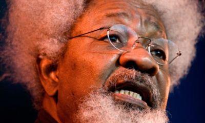 Release Sowore - Wole Soyinka tells Buhari