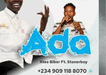 "Xtee Biber - ""ADA"" ft. Stoner Boy."