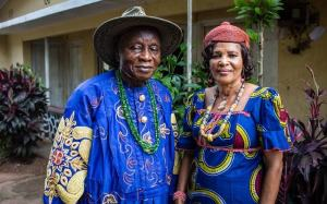 Nnamdi Kanu's Father Dies