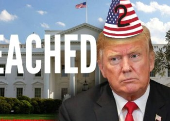 Donald Trump Impeached by House of Reps (Full Details)