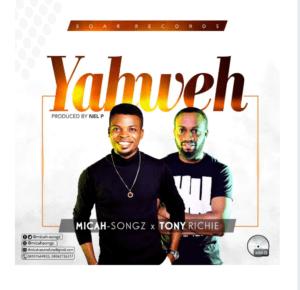 """Micah-Songz - """"Yaweeh"""" Ft. Tony Richie."""
