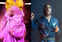"The Grammy awards nominee and Nigeria's Afrobeats singer, Burna Boy, is set to team up with Australian singer & song writer, SIA, on a new song titled ""Hey Boy"". The fans from Nigeria, Africa and world wide as a whole reacted to the news coming from the Australian singer as Burna boy goes global once again"