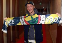 mesut ozil speaks after joining fernabahce