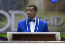 Adeboye Disowns 'Prayer Points' Against Fulani Moslems