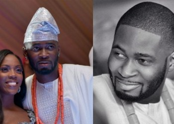 Tunji Balogun Aka Teebliz, the ex-husband of Nigerian singer, Tiwa Savage set the social media abuzz after he came out to set a challenge between Nigerian artists including Davido and Burna boy to a music battle with the mother of his son.
