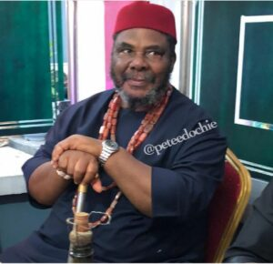 Pastor Idahosa calls out Pete Edochie for saying his mom married at the age of 15.
