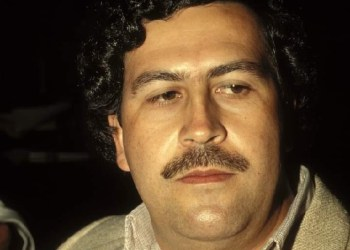 Pablo Escobar was one of the wealthiest and most dangerous gang bosses in the world