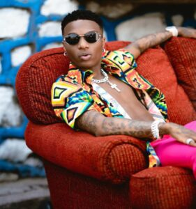 I spent over 800 hours to work on this - Nigerian artist makes drawing Wizkid.