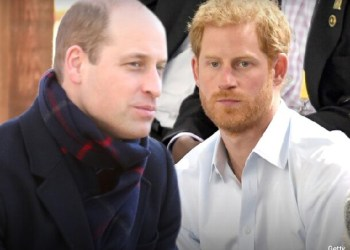 Prince Williams and Prince Harry