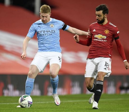 Hey Naijamixites, it's the Manchester Derby kindly Stream: Live Manchester City Vs Manchester United
