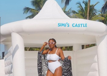 Simi shares beautiful photos from her blast birthday party.