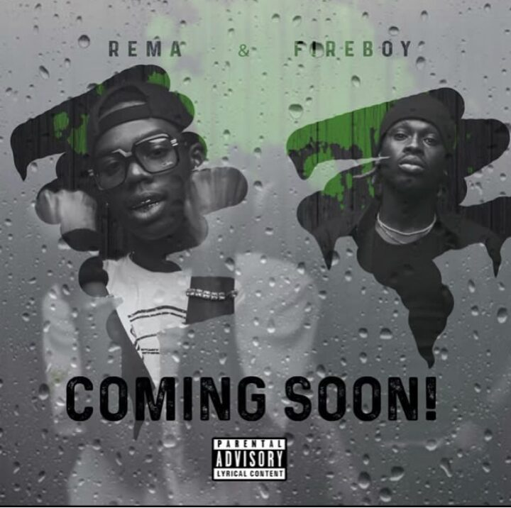 Rema Hints on Collaboration with Fireboy Dml