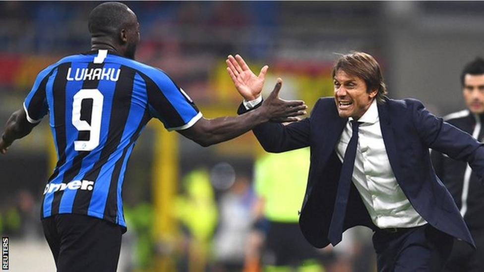 JUST IN: Inter Milan Wins First Serie A Title