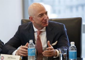 Jeff Bezos' Becomes #1 Richest Man In the World