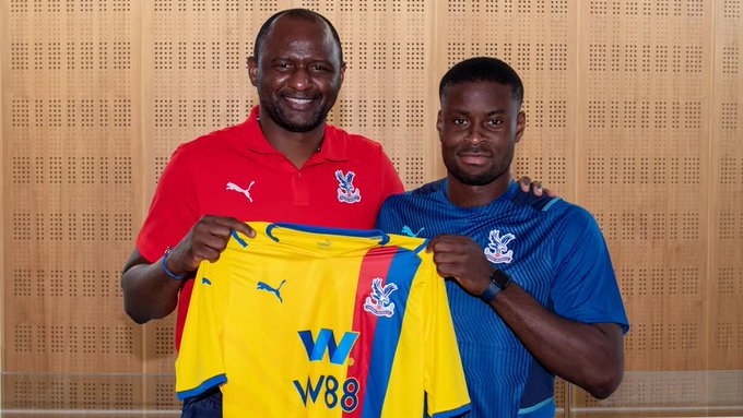 Guehi joins Crystal Palace in £20m move from Chelsea