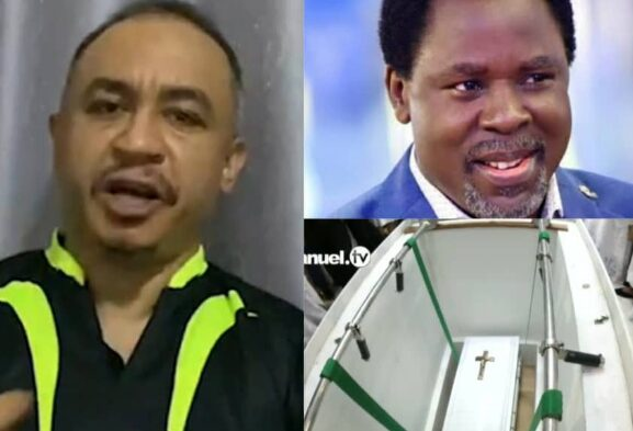 Daddy Freeze Condemns G.os Not Present At TB Joshua's Live Funeral