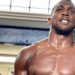 Anthony Joshua Flaunts His Incredibly Fit Physique Ahead Of Oleksandr Usyk Fight