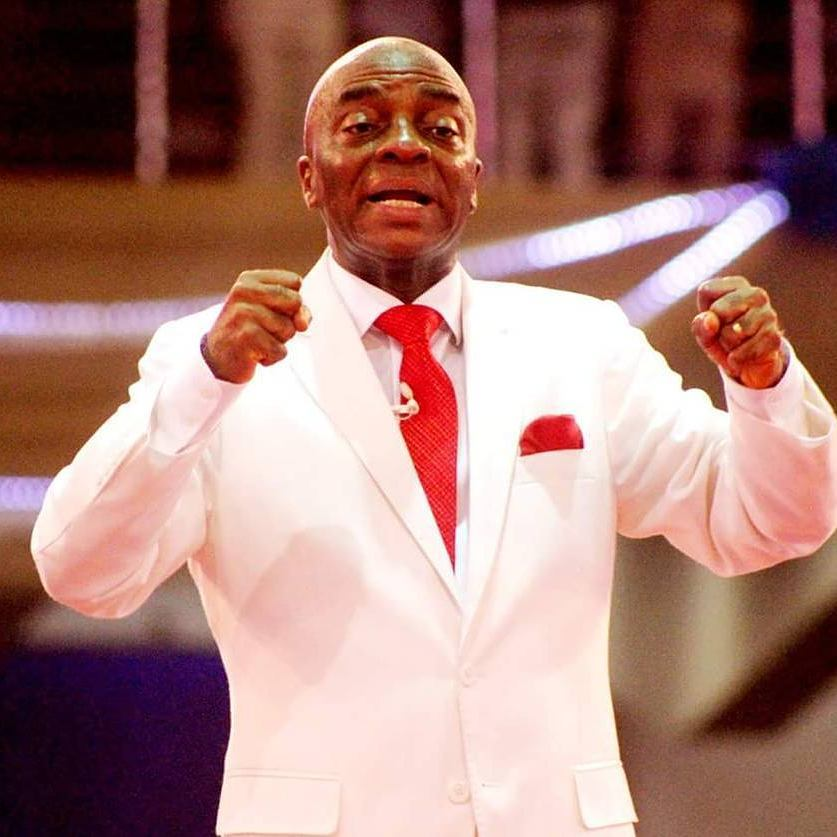 Bishop Oyedepo Slams Nigerians looking for Slavery kind of Job Abroad
