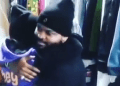 White Money Dances Childishly Away after Cuddling Crying Maria who Nominated Him for Eviction (VIDEO)