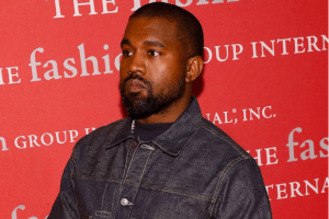 Kanye West Files To Legally Change Name.