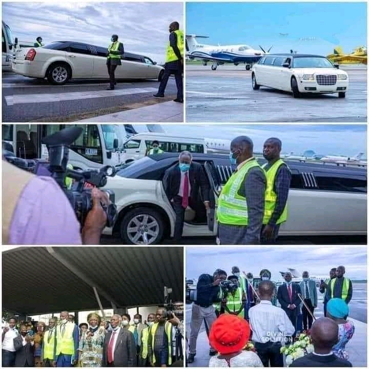 Deeper Life Bible Church Pastor Kumuyi Trends after Arriving an event in a limo worth millions of Naira