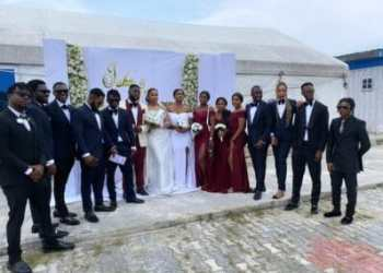 Breaking News and Latest updates on Pictures from Skales wedding