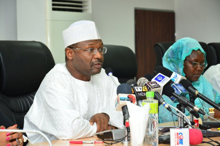 INEC Vows To Proceed With Anambra Gubernatorial Election