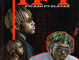DOWNLOAD Picazo – If I Ft. Zlatan MP3