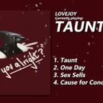 Lovejoy – Taunt