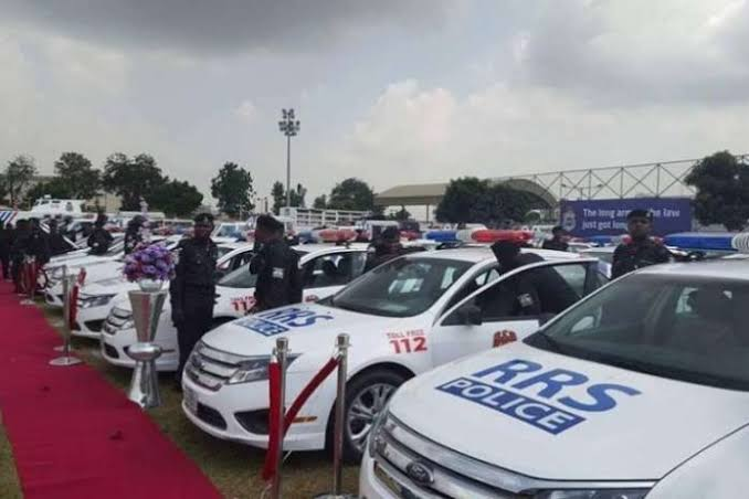 RRS rewards Police Officers who assisted pregnant woman during labour
