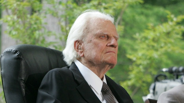 Billy Graham Devotional For 15 December 2017