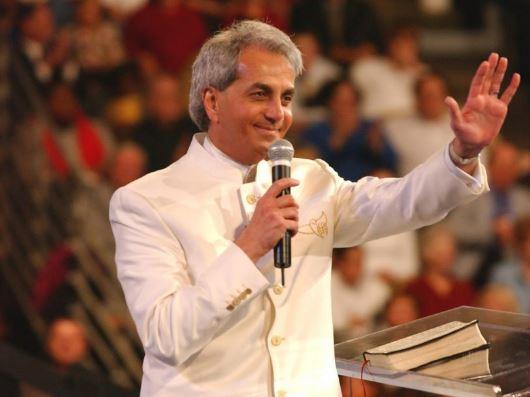 Benny Hinn prayer request - contact, address, Bio, ministry, Church