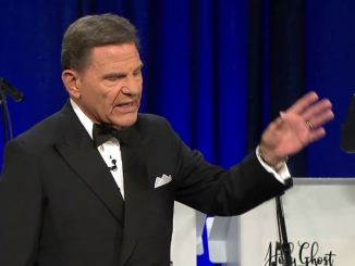 Kenneth Copeland Ministries-praying with power