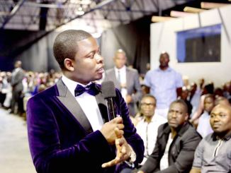 Shepherd Bushiri Events