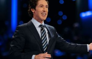 joel osteen church