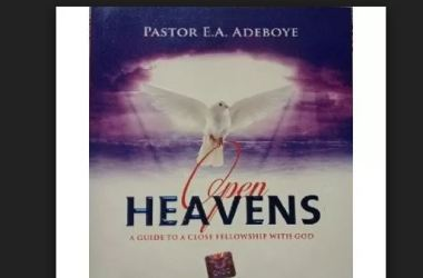 open heaven daily message