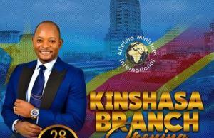 Alleluia Ministries Kinshasa